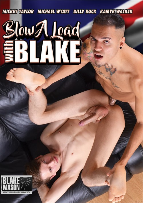 Blow a Load with Blake Boxcover