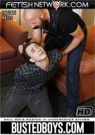 Busted Boys: Logan Reiss Boxcover