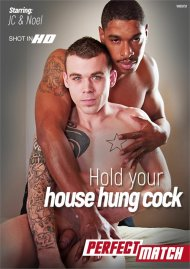 Hold Your Horse Hung Cock gay porn VOD from Perfect Match