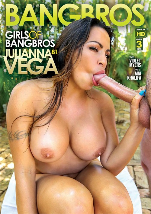 Girls Of Bangbros Vol. 81: Julianna Vega