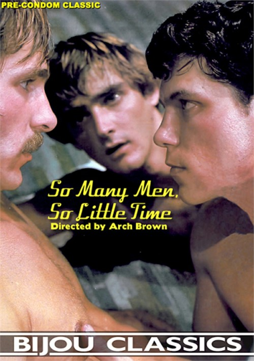 So Many Men, So Little Time Boxcover