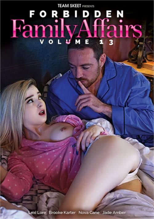 Forbidden Family Affairs Vol. 13