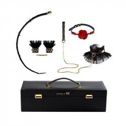 Zalo Luxurious & Romantic Bondage Play Kit Sex Toy