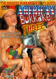 American Bukkake 3 Porn Video
