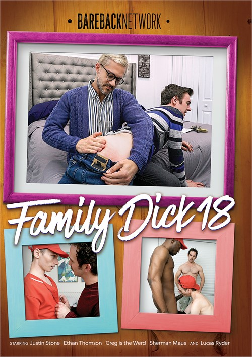 Family Dick 18 Boxcover