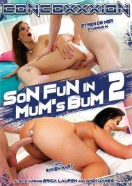 Son Fun in Mum's Bum 2 image