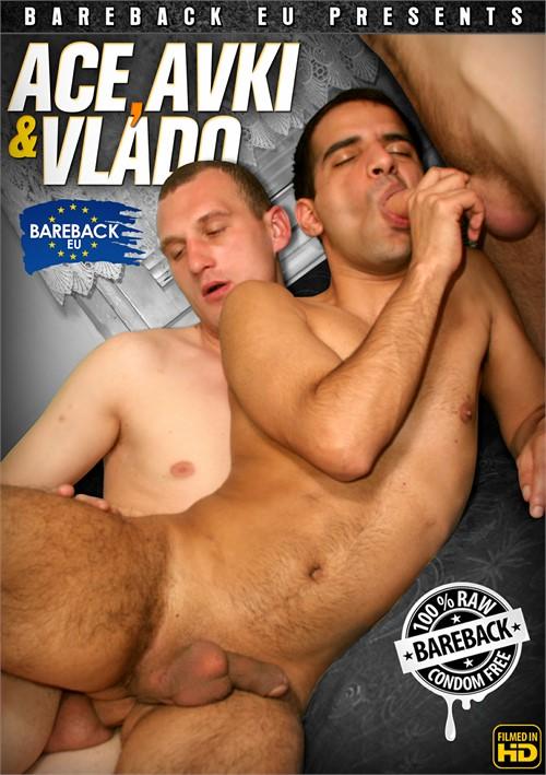 Ace, Avki & Vlado Boxcover