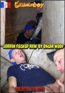 Jordan Fucked Raw by Oscar Wood Boxcover