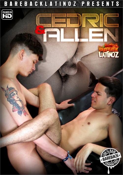 Cedric & Allen Boxcover