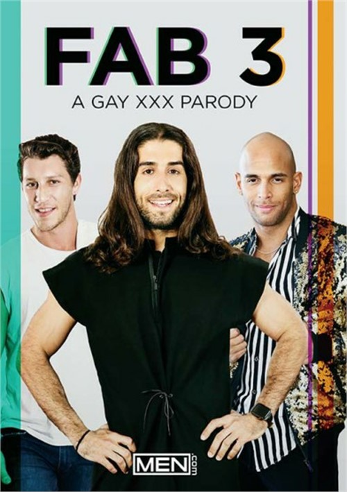 The Fab 3 - A Gay XXX Parody Cover Front