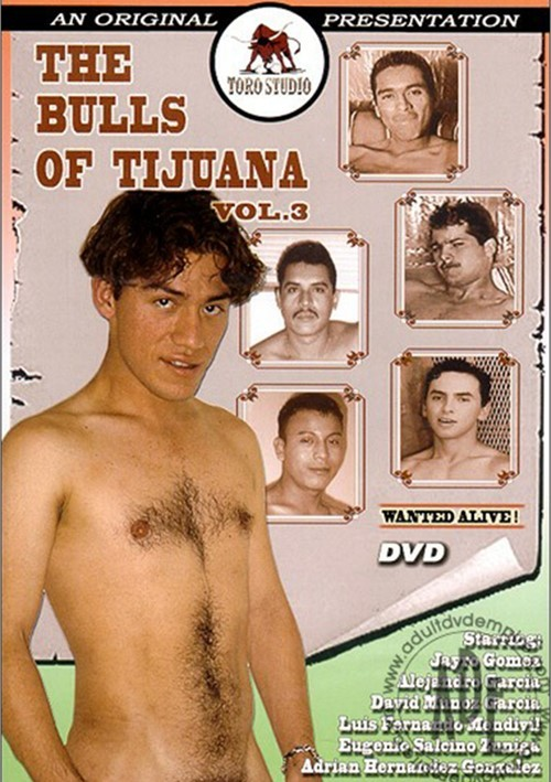 Bulls of Tijuana 3, The Boxcover