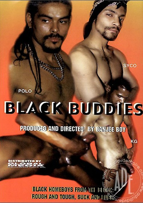 Black Buddies Boxcover