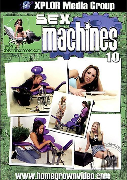 Video of sex machines