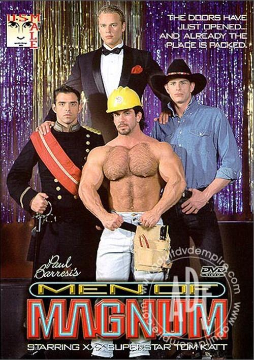 Men of Magnum Boxcover