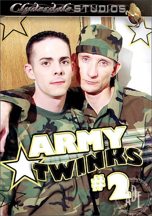 Army Twinks 2 Boxcover