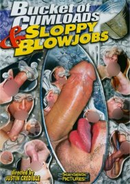 Bucket of Cumloads & Sloppy Blowjobs image