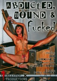 Abducted, Bound & Fucked Porn Video