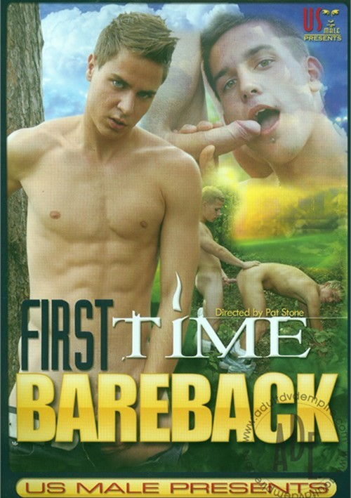 First Time Bareback Boxcover