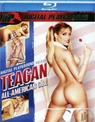 Teagan: All-American Girl Blu-ray Movie