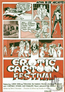 Erotic Cartoon Festival Porn Video