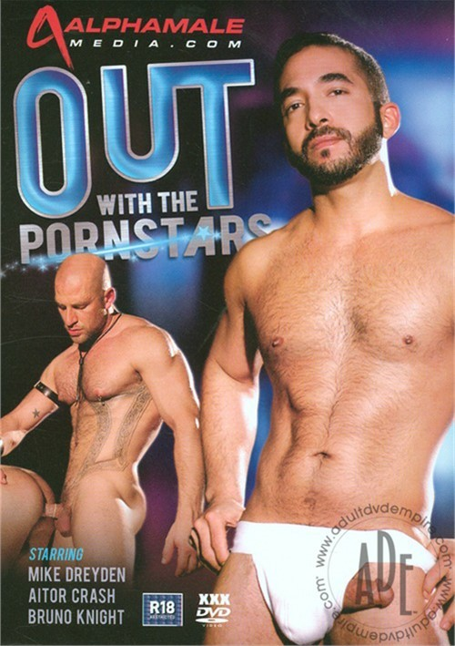 Out with the Pornstars Cover Front