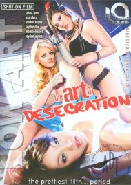 Art Of Desecration, The Porn Video