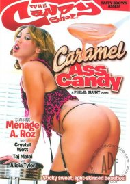 Caramel Ass Candy Porn Video