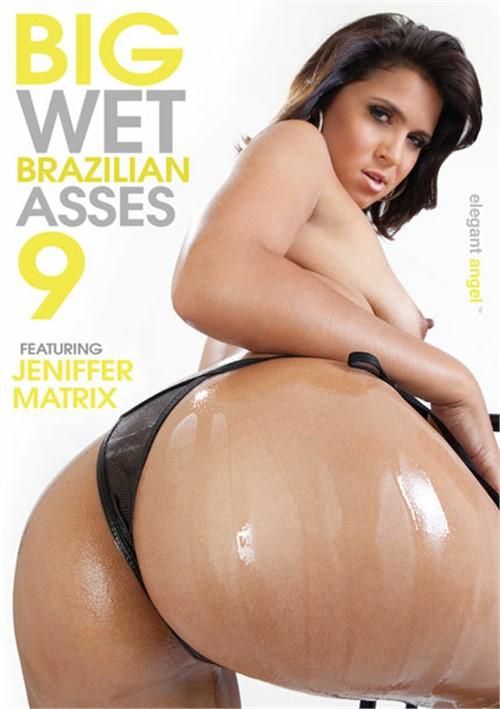 Big Wet Brazilian Asses! 9 Boxcover