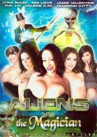Aliens Vs. The Magician Porn Video