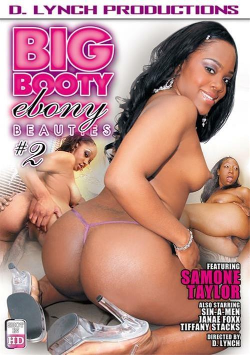 Big Booty Ebony Beauties #2