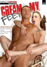 Cream My Feet Porn Video