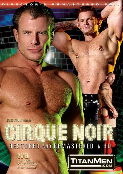 Cirque Noir Cover Front