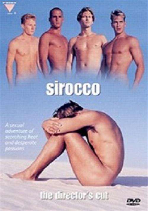 Desertion: The Director's Cut (Sirocco) Boxcover