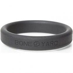 """Boneyard Silicone Ring - 2.0"""" (50 mm) - Black Sex Toy"""
