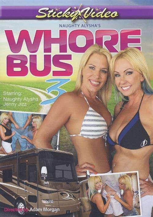 Naughty Alysha's Whore Bus 3