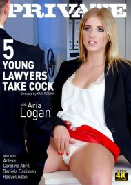 5 Young Lawyers Take Cock porn video from Private.