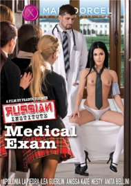 Russian Institute: Lesson 22 - Medical Exam Porn Video