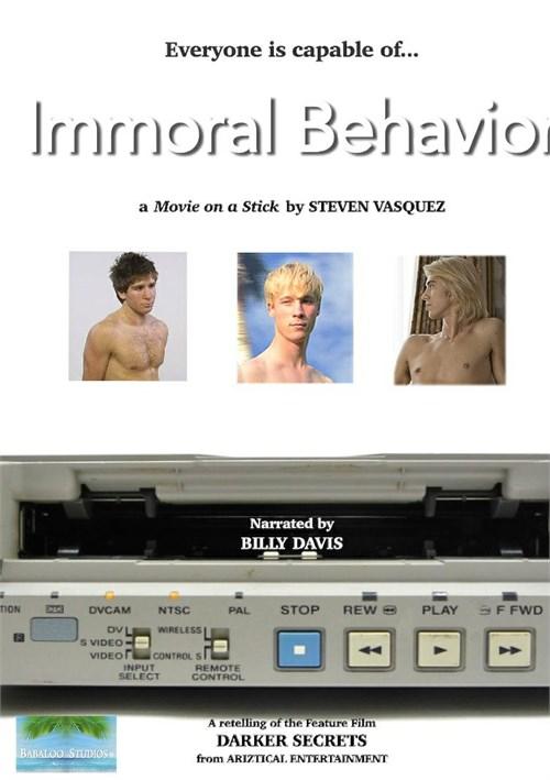 Immoral Behavior image
