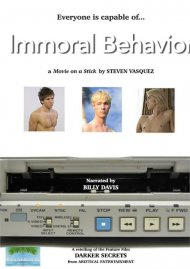 Immoral Behavior gay cinema streaming video from Babaloo Studios.