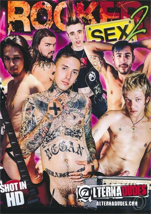 Rocker Sex 2 Boxcover