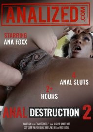 Anal Destruction 2 Porn Video