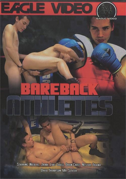 Bareback Athletes Boxcover