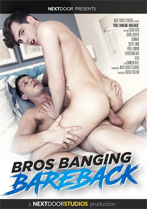 Bros Banging Bareback Boxcover
