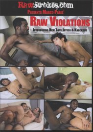 Raw Violations gay porn VOD from Raw Strokes