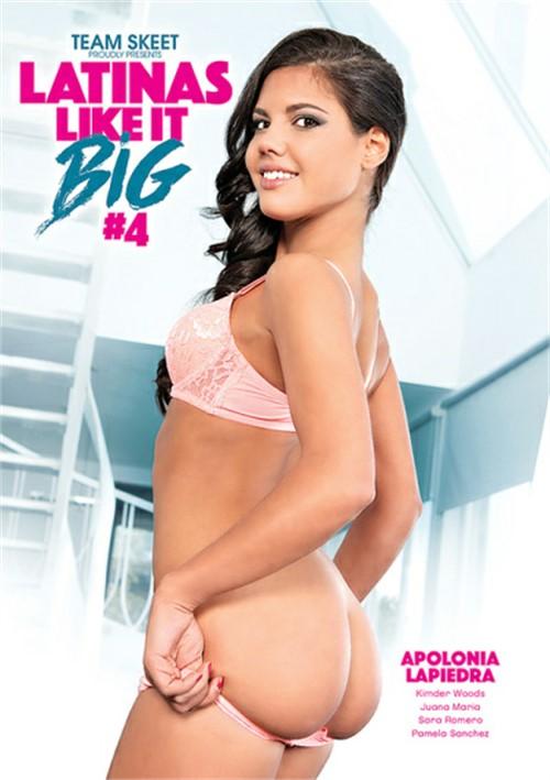 Latinas Like It Big #4