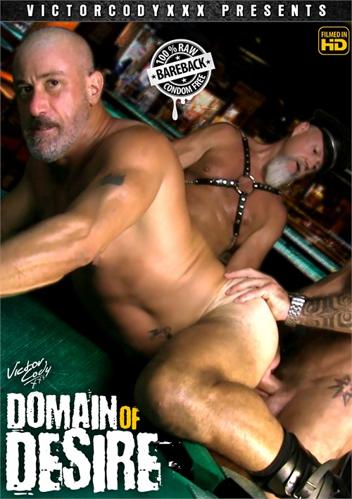 Domain of Desire Boxcover
