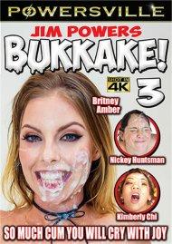 Jim Powers Bukkake! 3 Movie