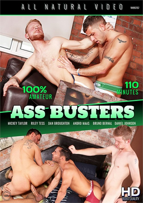 Ass Busters Boxcover