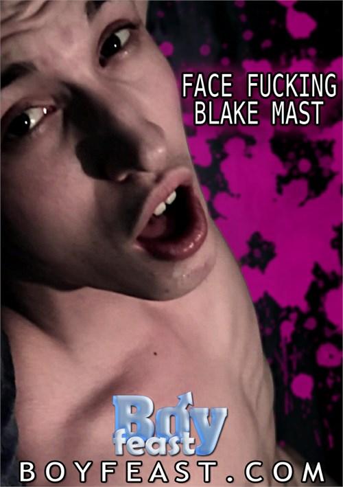 Face Fucking Blake Mast Boxcover