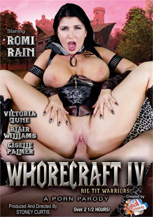 Whorecraft IV: Big Tit Warriors!
